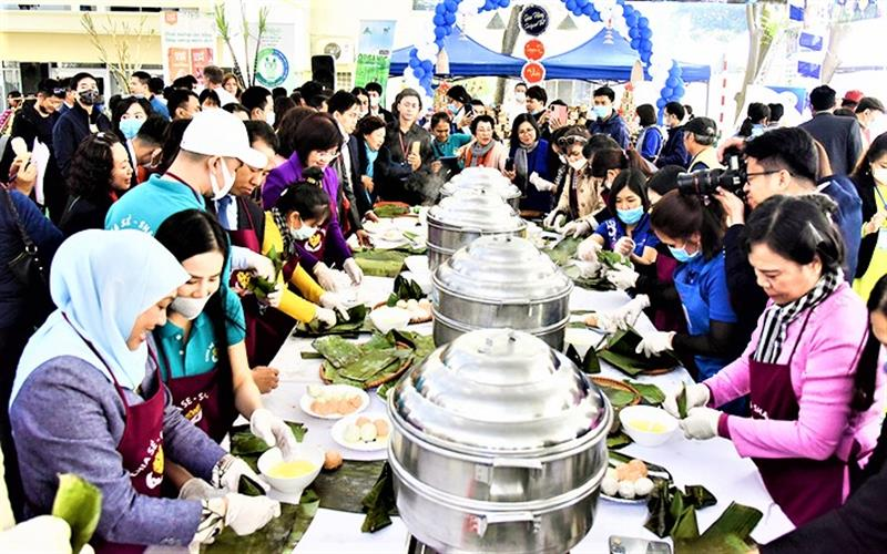 Liên hoan ẩm thực quốc tế trong khuôn khổ Năm Chủ tịch ASEAN 2020 của Việt Nam