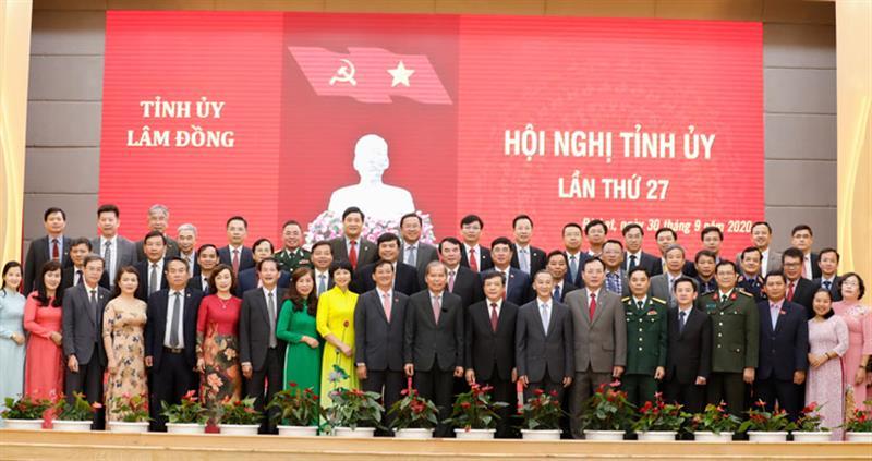 Ban Chấp hành Đảng bộ tỉnh Lâm Đồng